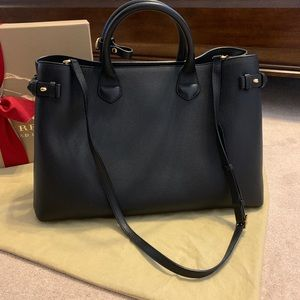 Burberry Bags - *AUTHENTIC* Large Banner Bag - BURBERRY